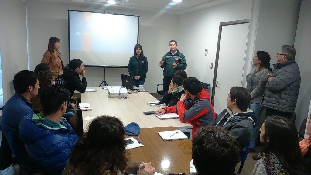 Importante curso se llevó a cabo para formación de inspectores fitosanitarios en el Maule