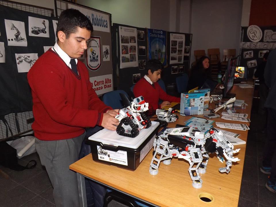 Con acto y muestra de especialidades continúan la celebración de la Semana de la Educación Pública en la región del Maule