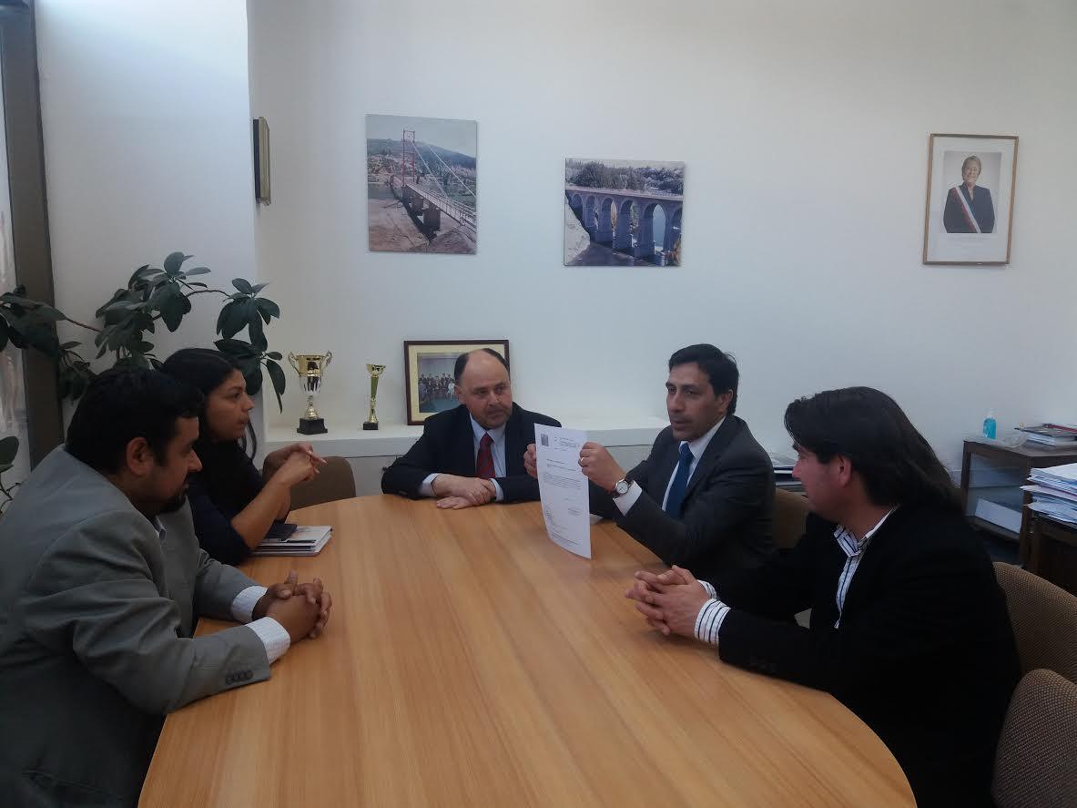 MOP acorta plazo para pavimentación de la ruta Romeral-Los Queñes
