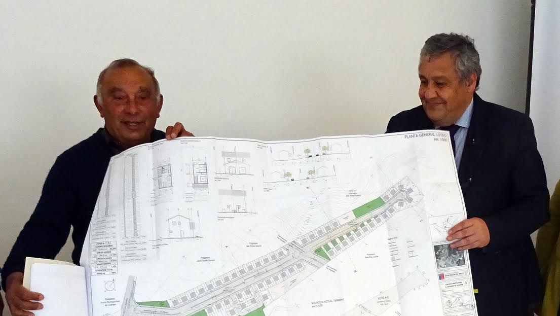 Gobierno compró terreno en pueblo de Licantén para construir las primeras viviendas sociales en 30 años