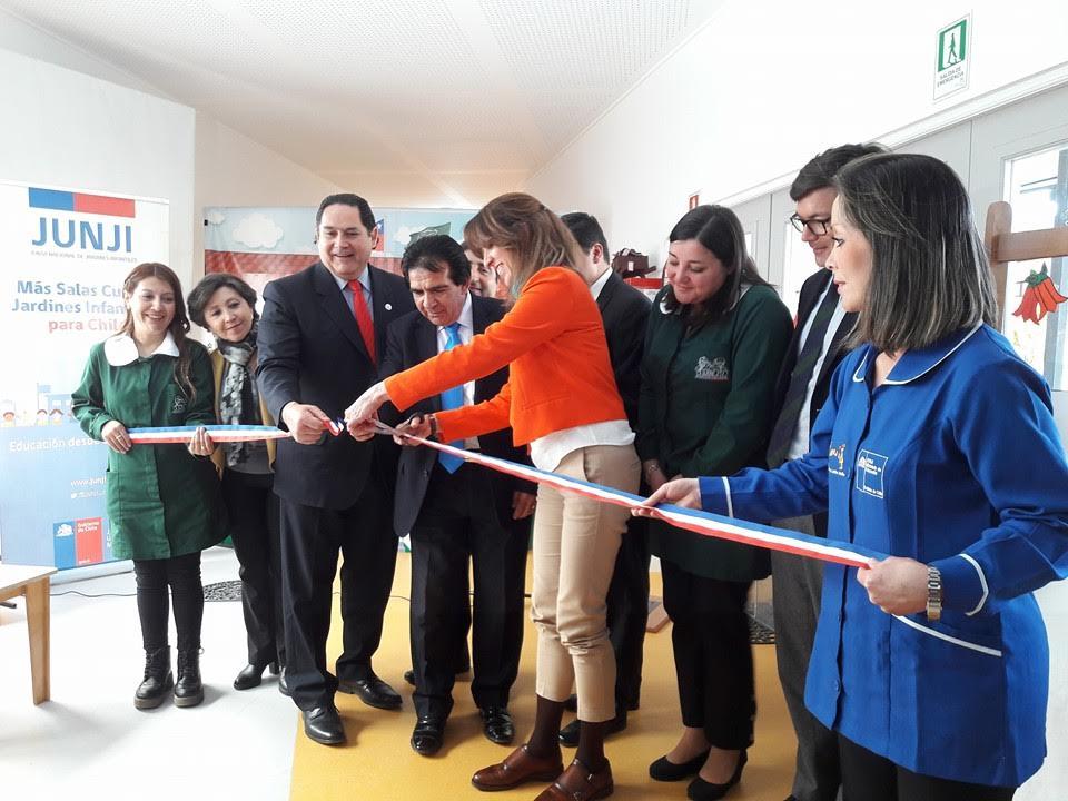 Región del Maule tendrá cerca de 40 jardines infantiles nuevos