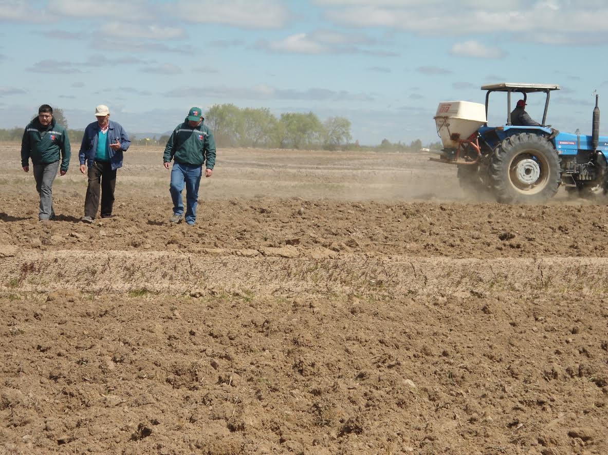 Más de 500 millones se han entregado en la región para la recuperación de suelos