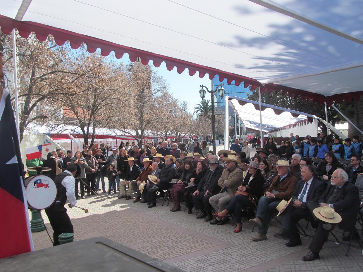 Fiesta del vino cumplirá itinerancia en comunas de la región