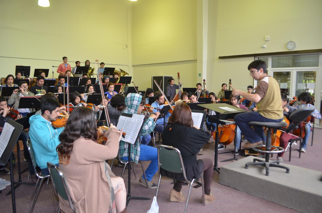 Orquesta Sinfónica Juvenil de la Región de Maule prepara dos grandes conciertos para la comunidad maulina
