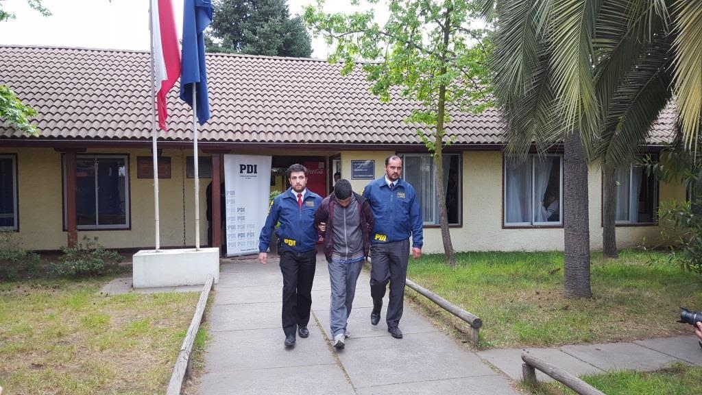 Hombre que asesinó a comerciante en Curicó fue formalizado por robo con homicidio y dejado en prisión