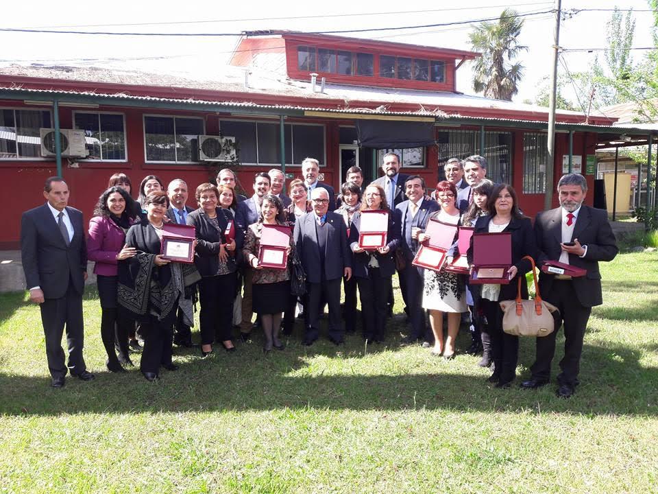 """Seremi de Educación: """"Los profesores de la región Maule están en la vanguardia del perfeccionamiento y desarrollo profesional"""""""