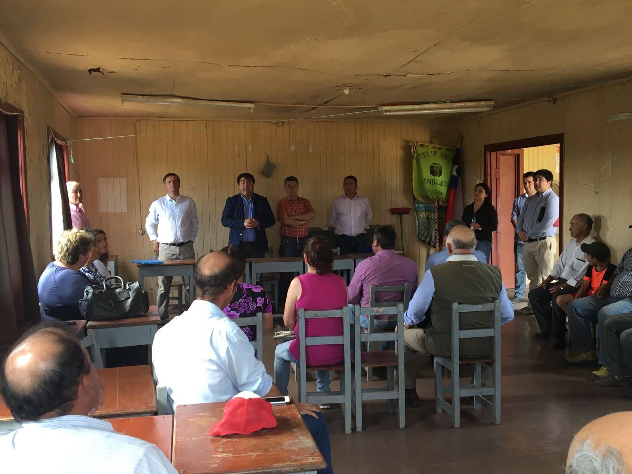 Municipalidad de Cauquenes participa en proyecto de puente mecano para unir la séptima y octava región