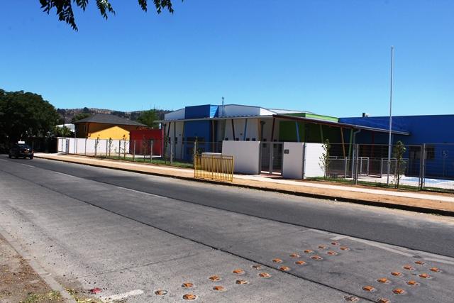 Reconocen avances en Jardín Infantil INTEGRA en sector La Florida de Talca