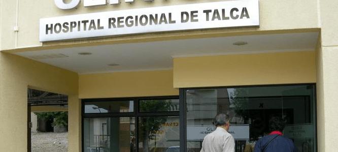 Denuncian al hospital de Talca por negligencia: Bebé murió al aspirar su primer excremento