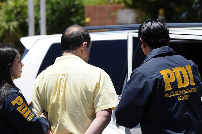 PDI Curicó arrestó a 7 personas por pensiones de alimentos