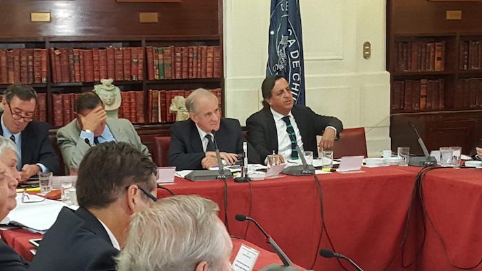 Presidente de comisión de Agricultura destaca II reunión para analizar medidas e impacto de incendios en regiones VI, VII y VIII