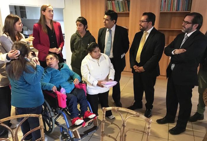 Senadis impulsa programa piloto que mejora calidad de vida de personas en situación de discapacidad