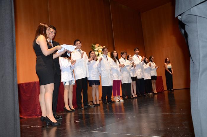 Alumnos de Medicina de la UTALCA iniciaron etapa de prácticas profesionales