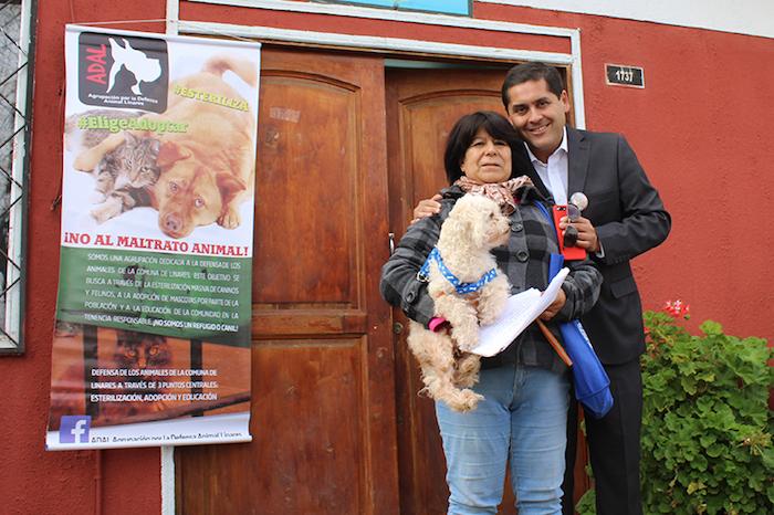 Comienza programa de tenencia responsable de animales en Linares