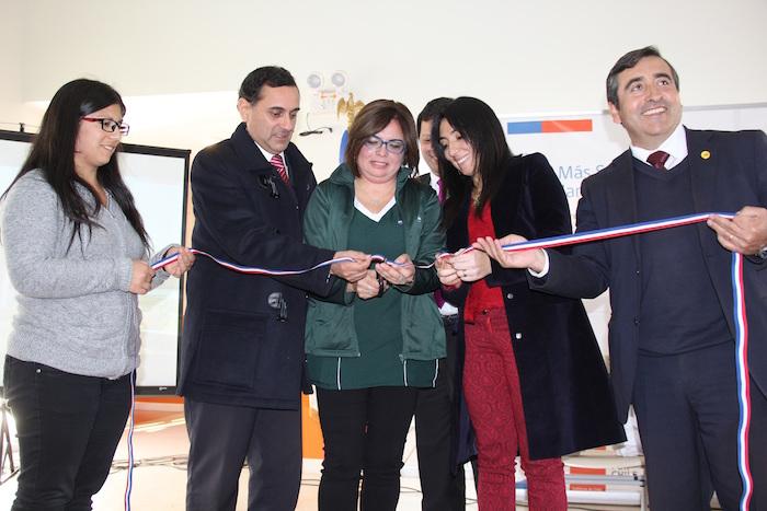 JUNJI inaugura el jardín infantil Meta Presidencial más grande de la región