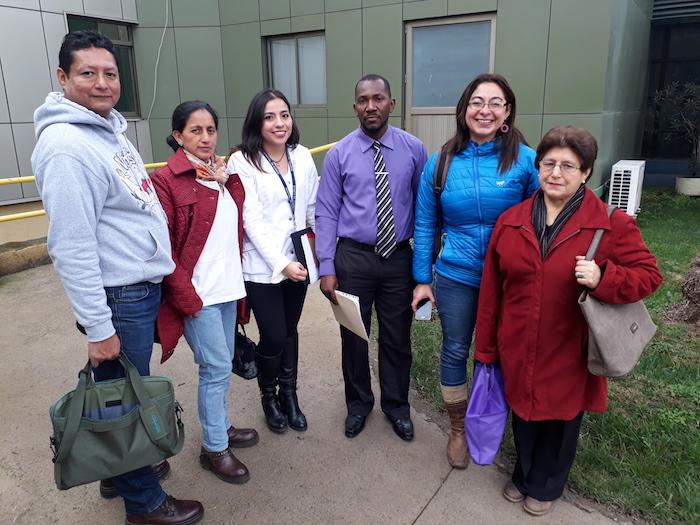 Hospital de Curicó inicia plan de salud para inmigrantes