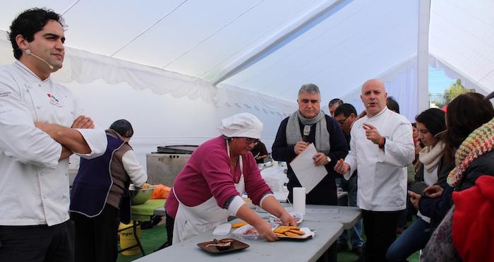 Concurso gastronómico de San Clemente premió a las mejores recetas locales