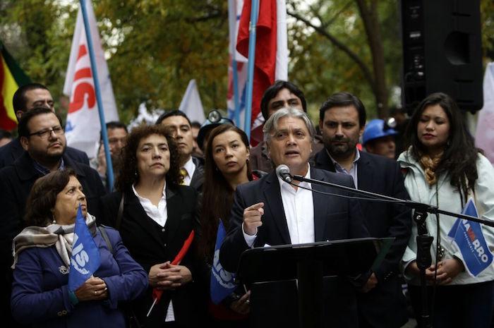 Partido País se inscribió oficialmente en el Servel