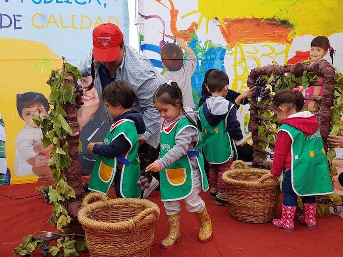 La sala cuna y Jardín Infantil Puesta de Sol recibe a 48 niños y niñas