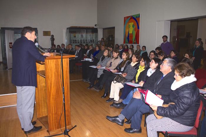 40 establecimientos educativos estrechan alianza con programa Vincularse de la UTALCA