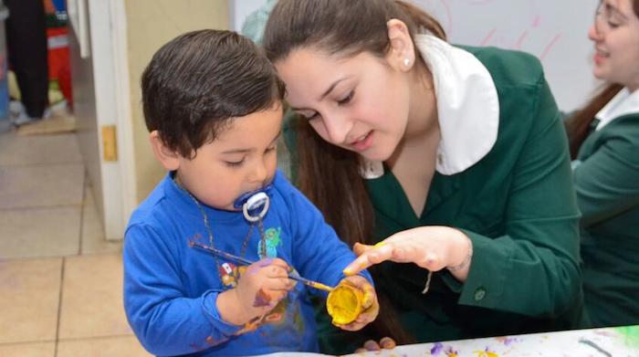 """Municipalidad de Parral gestionó recursos para reparación de Jardín Infantil """"Dulces Sonrisas"""""""