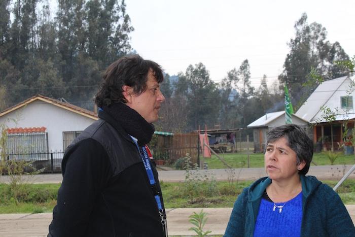 95 familias de Panimávida cambiaron para siempre su vida luego que el Gobierno les entregara hace dos años sus nuevas viviendas