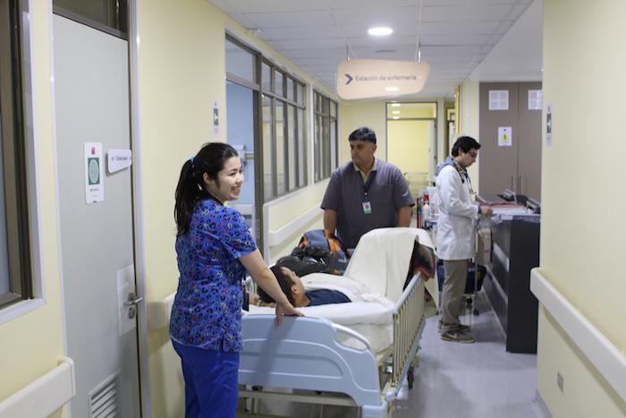 21 nuevas camas del Hospital de Curicó comenzaron a funcionar