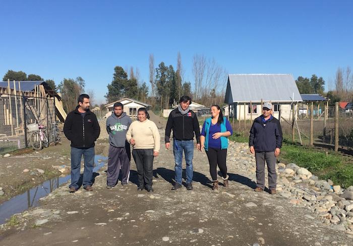 Familias de Longaví lograron su vivienda definitiva gracias al Subsidio para Sectores Medios del Minvu