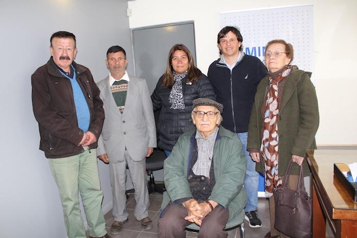 Subsidio de Arriendo dirigido para adultos mayores entregó primeros resultados en la Región del Maule