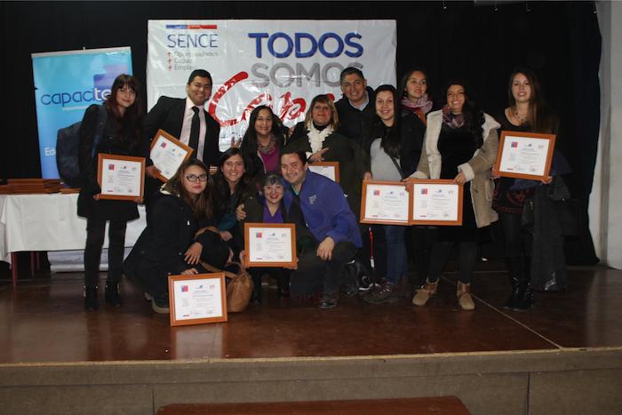 SENCE y Core Maule se unen para apoyar a Jóvenes Emprendedores