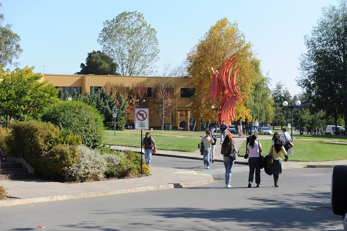 Universidad de Talca se mantiene como la mejor estatal de regiones