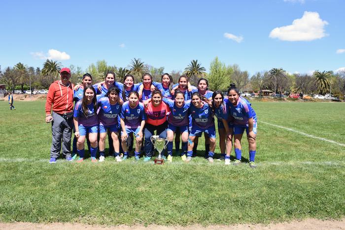 Colegio de Curicó e Insuco ganaron la Copa UTALCA