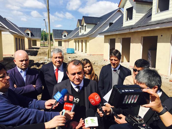 Anuncian la construcción de 3.492 nuevas viviendas para familias vulnerables y de sectores medios en el Maule