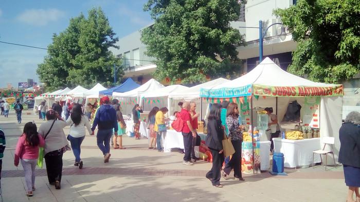Emprendedores de Fondo Esperanza expondrán sus productos en Plaza Cienfuegos de Talca