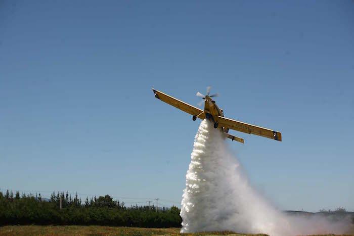 Empresas Forestales invertirán este año US$80 millones  en prevención y combate de Incendios Rurales