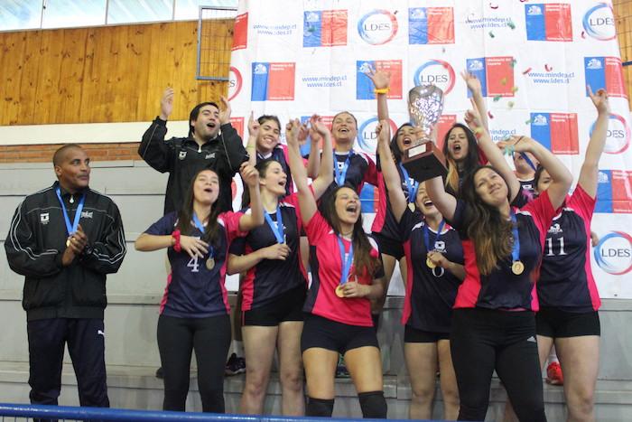 Región del Maule anfitriona del Campeonato Nacional de la Liga Deportiva de Educación Superior