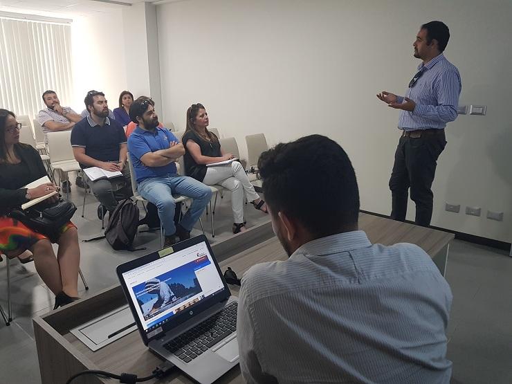 Región del Maule se suma a Escritorio Empresa para facilitar el trabajo de los emprendedores