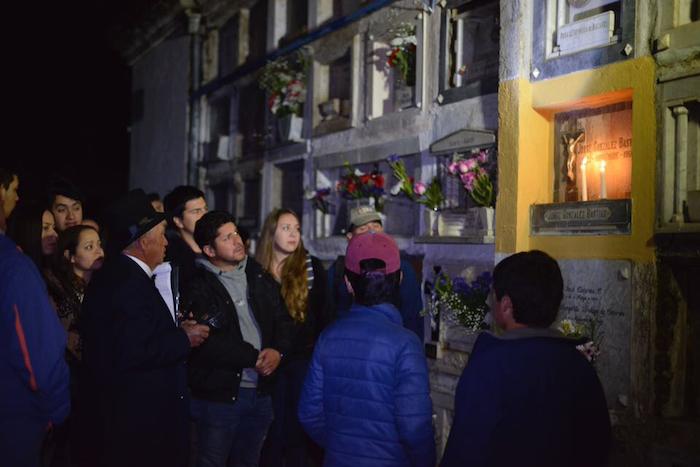 Cementerio Municipal de Talca abre sus puertas para recorrido nocturno