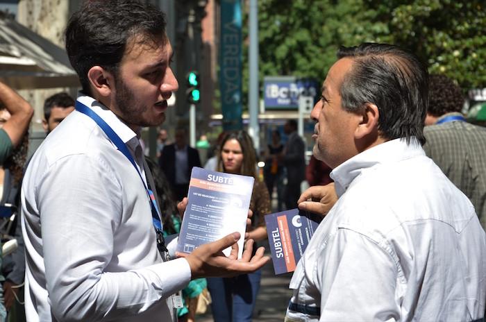 Más de 7 mil personas se informaron sobre sus derechos como usuarios de servicios de telecomunicaciones