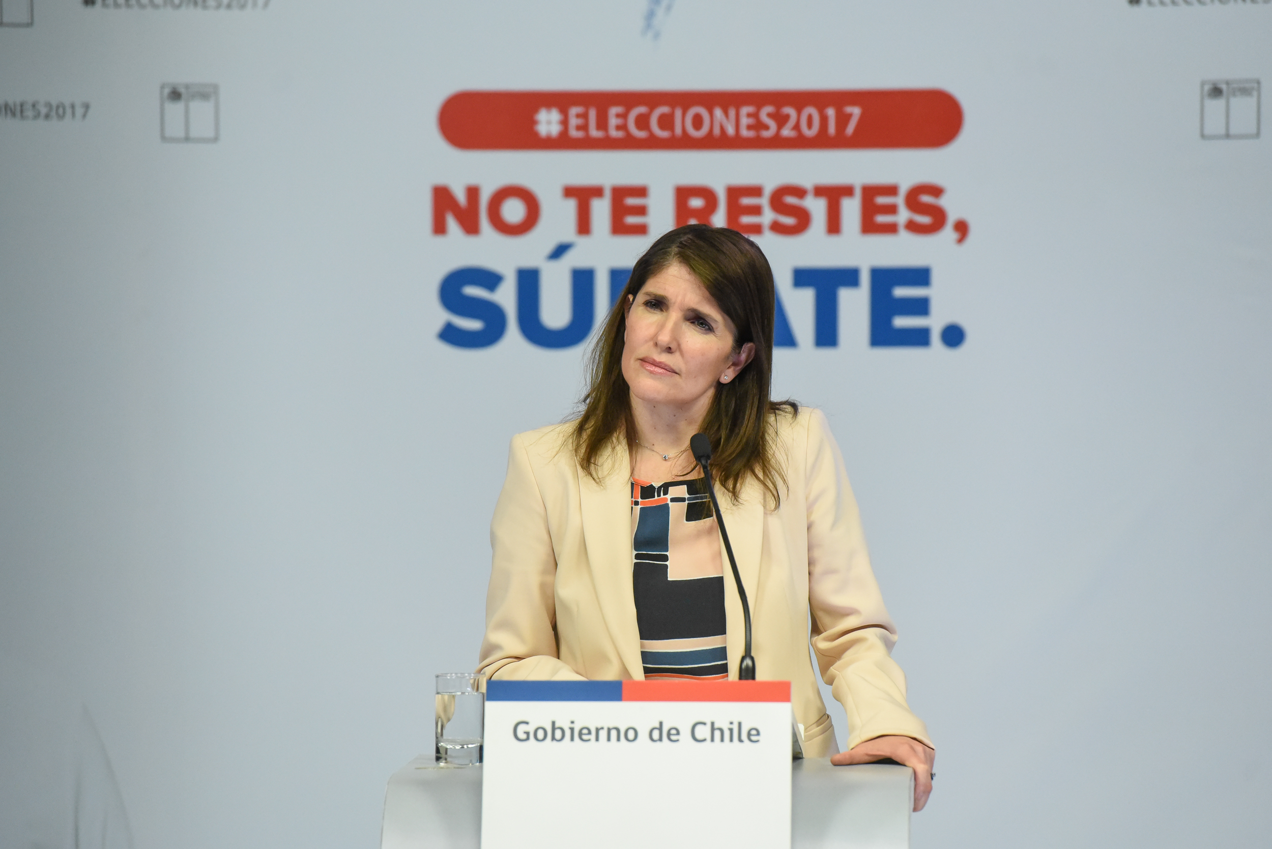 """Gobierno por acusaciones de fraude electoral: """"Cualquier denuncia tiene que hacerse ante los organismos pertinentes"""""""