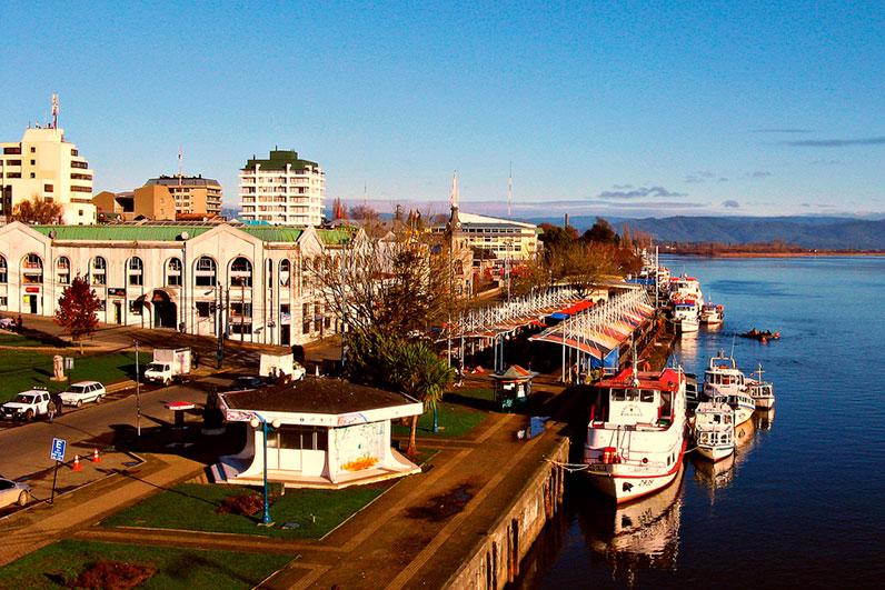 Valdivia en Chile, una gran ciudad para visitar