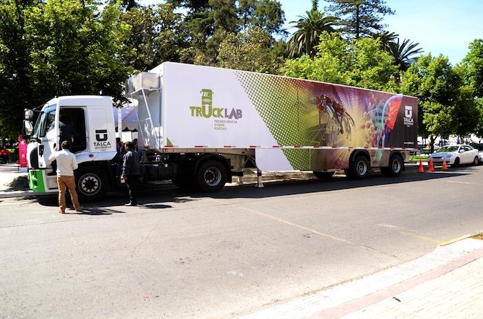 Trucklab UTALCA aumentará cobertura de establecimientos en 2018