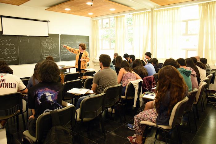 Universitarios chilenos y extranjeros participaron en las Escuelas de Verano de Matemáticas UTALCA