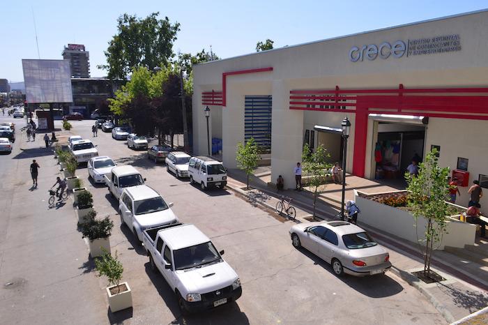 Municipio remodelará la calle 1 Sur de Talca
