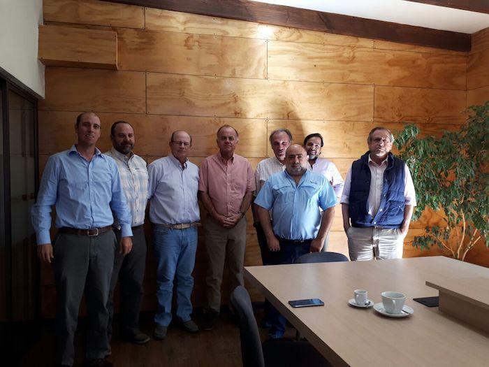 Futuro Ministro de Agricultura se reunió con Juntas de Vigilancia de Ñuble y Maule