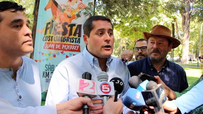 """Municipalidad de Linares prepara """"Fiesta Costumbrista de Pejerrey"""""""