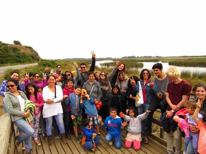 """Con encuentro """"Abraza tu Tierra"""" se celebró Día Mundial de los Humedales en Putú"""