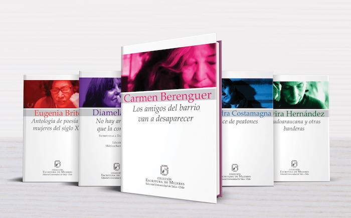 Editorial de la Universidad de Talca dispone con sistema de ventas online