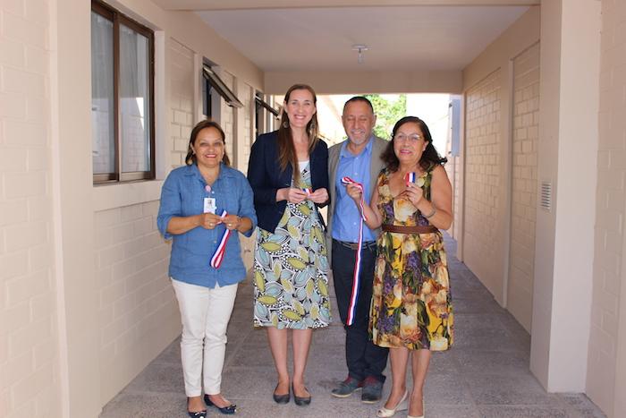 Servicio de Salid Maule inauguró nueva residencia protegida en Talca