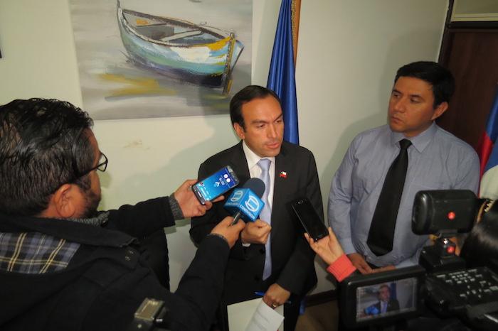 Gobernador de Talca detalla indicaciones a Ley de Migración